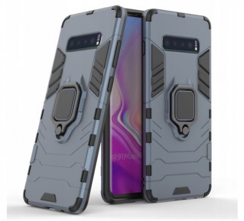 ETUI HYBRYDOWE RING CASE DO SAMSUNG GALAXY S10