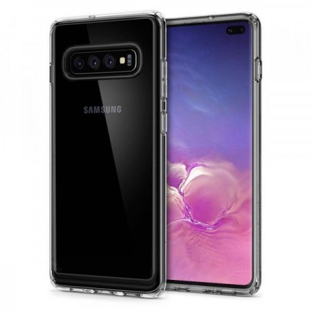 ETUI SPIGEN CRYSTAL HYBRID DO SAMSUNG GALAXY S10
