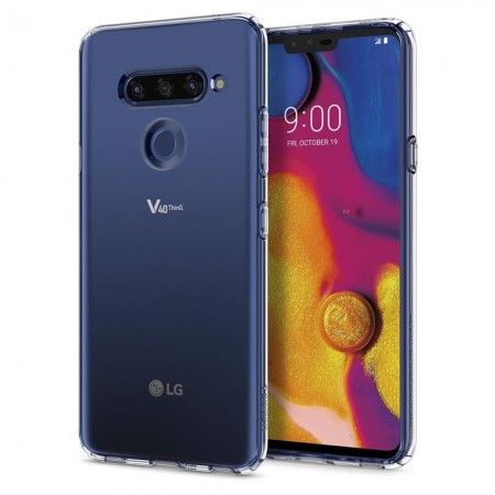 SPIGEN LIQUID CRYSTAL LG V40 THINQ CLEAR