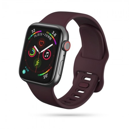 TECH-PROTECT ICONBAND APPLE WATCH 1/2/3/4/5/6 (42/44MM) BORDO