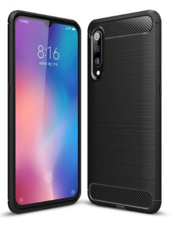 ETUI CASE TPU CARBON DO XIAOMI MI 9