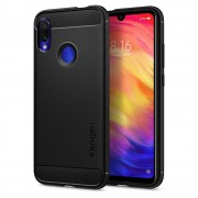 SPIGEN RUGGED ARMOR XIAOMI REDMI NOTE 7 MATTE BLACK