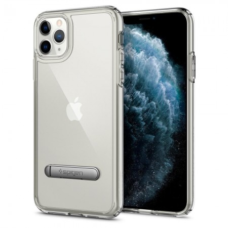 "SPIGEN ULTRA HYBRID ""S"" IPHONE 11 PRO MAX CRYSTAL CLEAR"