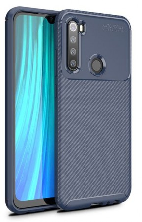 ETUI CASE TPU CARBON DO XIAOMI REDMI NOTE 8